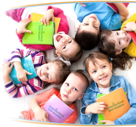 Inventive Minds Kidz Academy in Vaughn & Thornhill. Day Care and Newborn Programs.